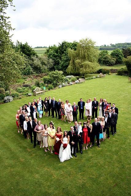 Свадьба - Веселый Свадебная фотография ♥ Открытый Свадебная фотография