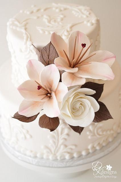Свадьба - Специальные свадебные торты ♥ Свадебный торт Design