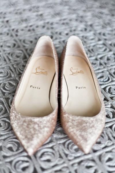 46680e6bc Wedding Nail Designs - Wedding Shoes - Bridal Flats  805430 - Weddbook