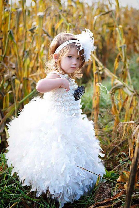 Hochzeit - Mädchenkleider