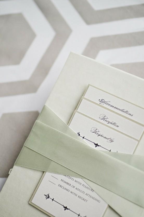 Свадьба - Приглашения и канцелярские