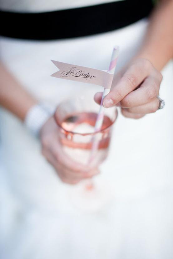 Wedding - Cocktails & Drinks