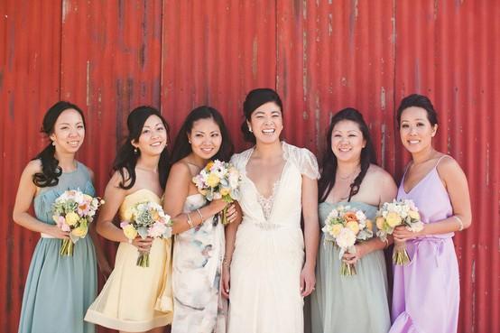 Букет подружки невест