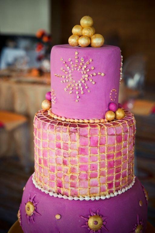 Cake wedding cakes 891311 weddbook for Arabian cake decoration