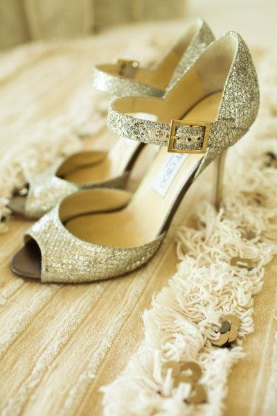 Mariage - Talons Mariage Chic haute