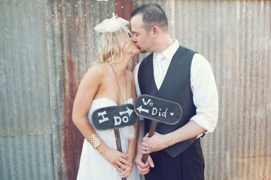image of Wedding Signage