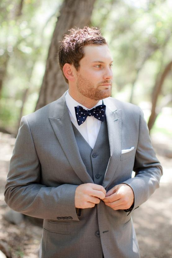 polka dot wedding polka dot bow tie groom suit 901709