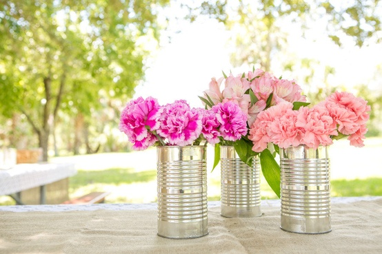 Centerpieces centerpieces 903121 weddbook - Decoration champetre pour mariage ...
