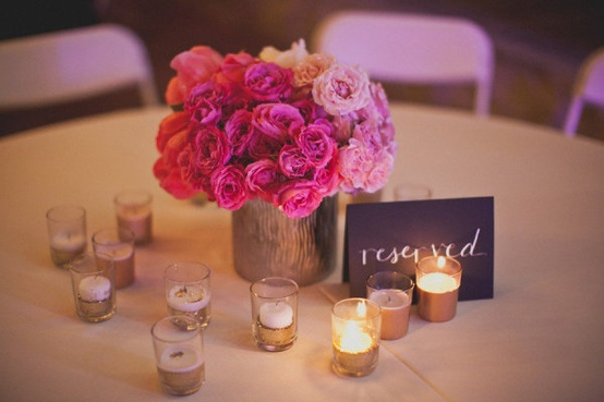 Wedding - Centerpieces