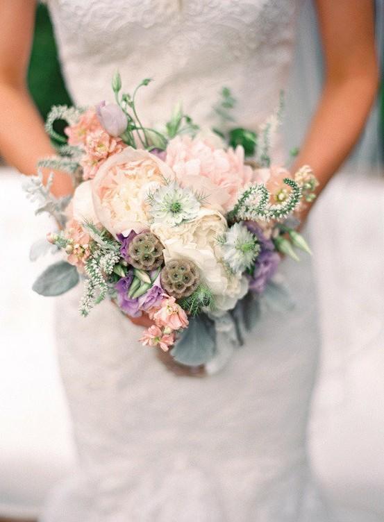 Bouquet flower wedding bouquets 903838 weddbook - Flowers good luck bridal bouquet ...