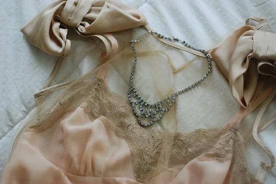 Mariage - Vêtements de nuit