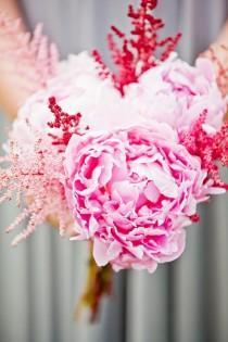 wedding photo - Boquets