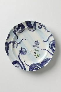 wedding photo - From The Deep Dinnerware - B