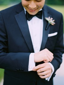 wedding photo -  Bowtie