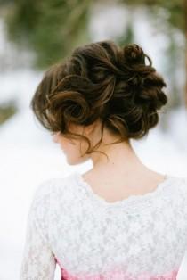 wedding photo - Cheveux