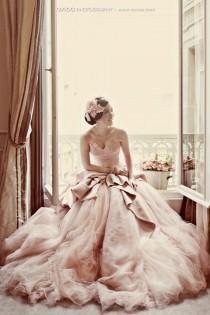 wedding photo - Robe de mariée