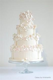 wedding photo - Hochzeitstorte Ideen