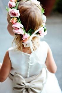wedding photo - Flower Girls