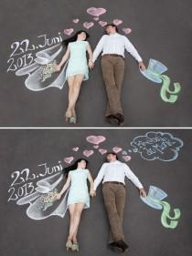 wedding photo - Idee di nozze creative