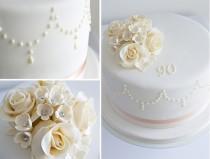 wedding photo - 90Th Birthday Cake