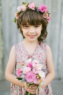 wedding photo - Цветочница Crown