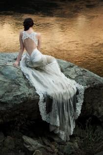 wedding photo - 2014 Новый Белый/Цвета Слоновой Кости Sexy Свадебное Платье Размер 4 6 8 10 12 14 16 18 20 22 Пользовательские