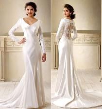 wedding photo - Хотинг-Белый/цвета слоновой кости Свадебное Платье, Размер 2-8-10-12-14-16-18-20-22