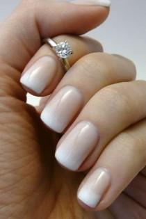wedding photo - Bridal Nail