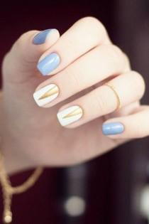 wedding photo - 12 Spring Nail Trends To Try Now