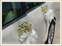 wedding photo - קישוט רכב Wedding Car Decoration