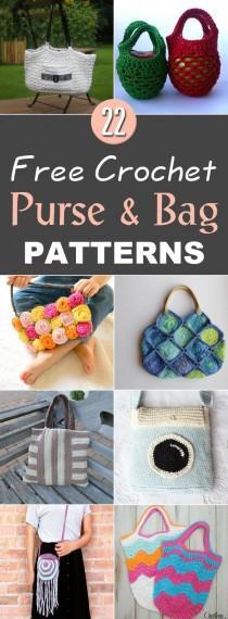 Free Crochet Wedding Bag Pattern : Wedding Bags Totes Clutches #3 - Weddbook