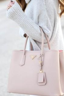 wedding photo - Nude Bags By Prada - Shop Now