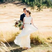 wedding photo - Paper Crown