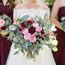 wedding photo - Floral Beauty