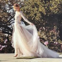 wedding photo - Gorgeous Wedding Gown