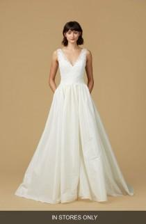 wedding photo - nouvelle AMSALE Devra Ballgown (In Stores Only)