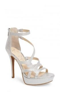 wedding photo - Jessica Simpson Bellanne Platform Sandal (Women)