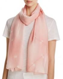 wedding photo - Eileen Fisher Semi-Sheer Print Scarf