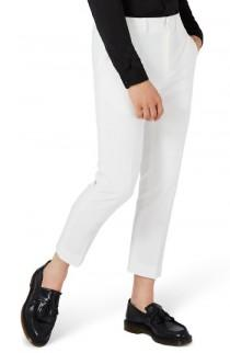 wedding photo - Topman Skinny Fit Crop Tuxedo Trousers