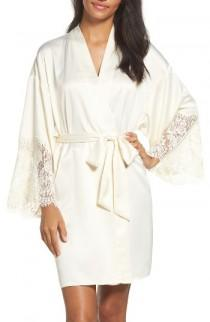 wedding photo - Flora Nikrooz Erin Charm Short Robe