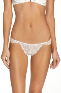 wedding photo - Sam Edelman Flutter Lace Thong