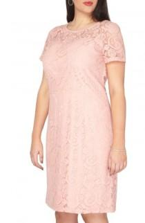 wedding photo - Dorothy Perkins Lace Sheath Dress (Plus Size)