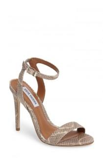 wedding photo - Steve Madden Landen Ankle Strap Sandal