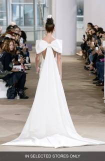 wedding photo - Ines Di Santo Promise Silk Satin Gown