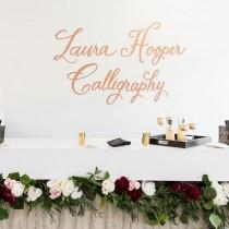 wedding photo - Laura Hooper