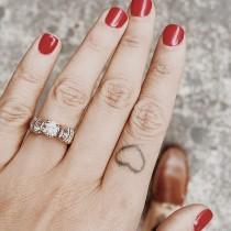 wedding photo - Stone Fox Bride