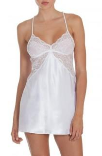 wedding photo - In Bloom by Jonquil Lace Chemise