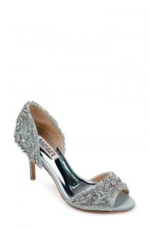 wedding photo - Badgley Mischka Shaina d'Orsay Sandal (Women)