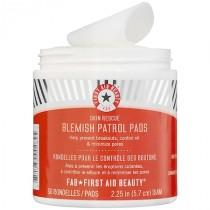 wedding photo - Skin Rescue Blemish Patrol Pads