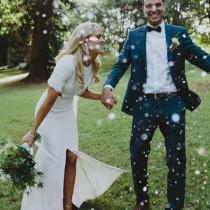 wedding photo - Laura, Clare + Roxy